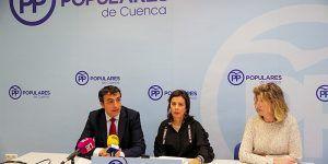 """Gómez Buendía acusa a Dolz de """"manipular la información"""" y """"mentir"""" a todos los conquenses sobre el cierre de la explanada de tierra de Antonio Maura"""""""