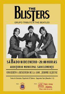 "San Clemente organiza un concierto tributo a The Beatles a beneficio de la Asociación ""Jérôme LeJeune"""