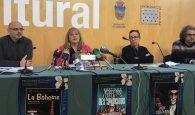 Tres nuevos ciclos culturales marcan la programación de febrero y marzo del Patronato de Cultura de Guadalajara