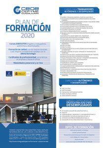 Un total de 45 nuevos cursos conforman la programación gratuita de CEOE-Cepyme Guadalajara para 2020
