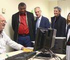 Una delegación del Ministerio de Sanidad de Gambia se interesa por el modelo de sistema sanitario de Castilla-La Mancha