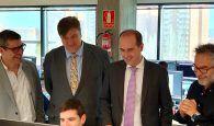 """Alberto Rojo: """"Queremos atraer a más proyectos ligados al conocimiento y a las tecnologías de la información"""""""
