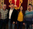 Ayuntamiento de Cuenca, Junta y Diputación felicitan a Manolo y Mónica Plaza por finalizar el Dakar 2020