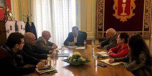 Ayuntamiento de Cuenca y la Confederación se coordinan en las tareas de recuperación del Júcar