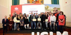 Banco Santander refuerza su colaboración con la UCLM en educación, empleabilidad y emprendimiento