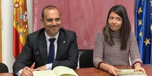 """Bellido valora el """"impulso"""" en servicios que está experimentando Torrejón del Rey"""
