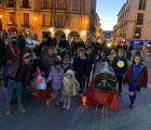 Brillantez en los disfraces y éxito de participación en el Carnaval seguntino 2020