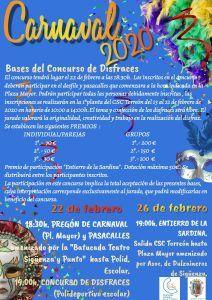 cartel carnaval | Liberal de Castilla