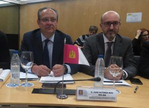 Castilla-La Mancha, satisfecha con los objetivos de estabilidad presupuestaria pero decepcionada porque no se devuelvan las cantidades adeudadas por el IVA de 2017