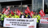 """CCOO """"El nuevo convenio colectivo regional del Transporte Sanitario es una conquista de los trabajadores"""""""