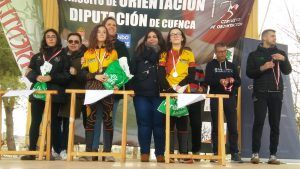 Comienza el XII Circuito de Orientación Diputación de Cuenca en Motilla del Palancar