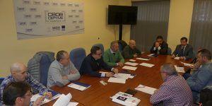 Comienzan a constituirse en Cuenca las mesas de negociación para firmar los convenios de los distintos sectores