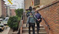 Dos detenidos por robar las herramientas de un vehículo estacionado en Torija