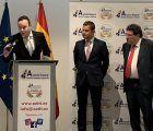 El abogado conquense Pedro Albares, Premio Europeo a la Innovación y Liderazgo Empresarial