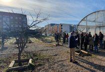 El Ayuntamiento de Cuenca entrega las 36 parcelas de los Huertos Sociales a sus adjudicatarios