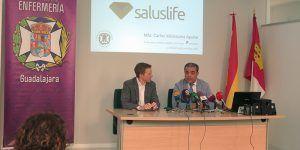 El Colegio de Enfermería de Guadalajara presenta 'Saluslife', una nueva plataforma de cursos 'online' dirigidos a la ciudadanía