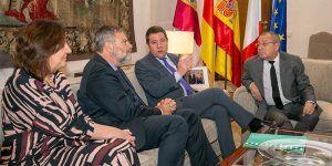 El Gobierno de Castilla-La Mancha programa un evento para la captación de proyectos de capital extranjero en Francia para esta primavera