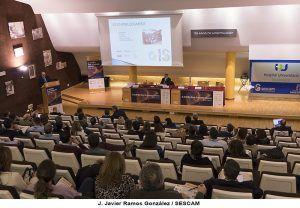 El Hospital de Guadalajara acoge un curso europeo de postgraduado sobre Vía Biliar