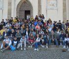 """El IES Carmen Burgos de Seguí de Alovera recibe alumnos de media Europa gracias al proyecto """"Erasmus Plus"""""""