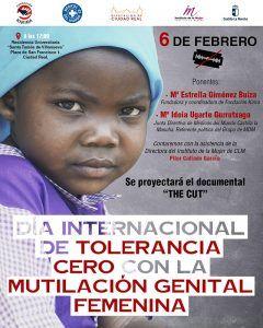 El Instituto de la Mujer celebra una jornada de prevención y sensibilización con motivo del Día Internacional de Tolerancia Cero con la Mutilación Genital Femenina
