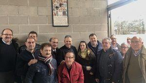 El mundo del fútbol en Cuenca recuerda a Alfredo Hortelano, que ya tiene una placa en el estadio de la Fuensanta