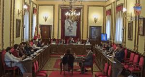 El PP en el Ayuntamiento de Guadalajara lamentan que PSOE y Ciudadanos aprueben los presupuestos de la subida de impuestos