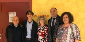 El salón de actos del Centro Social de Tarancón llevará el nombre del médico Juan Huarte de San Juan