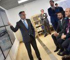 Escudero anuncia que los edificios de titularidad regional podrán conectarse a la red de calor que se va a instalar en la ciudad de Guadalajara