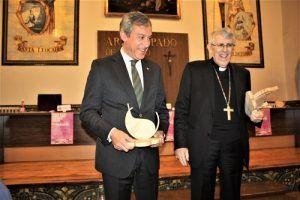 Eurocaja Rural, reconocida por Cáritas por su colaboración con causas solidarias