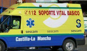 Fallece un hombre en Hontoba al quedar atrapado en la rueda de un tractor