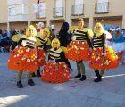 Gran participación y más fiesta en el Carnaval de Huete