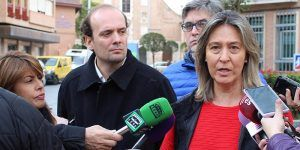 Guarinos denuncia recortes en educación y reprocha a Page que mienta a los vecinos de Torrejón del Rey
