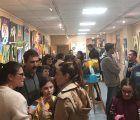 Hasta el 19 de febrero, exposición Obra por Artista de la Escuela de Arte de Cabanillas