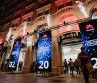 Huawei inaugura con gran éxito su primer Espacio Huawei en Barcelona