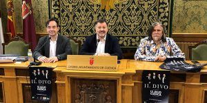 Il Divo recala en Cuenca el 12 de julio con un concierto en la Plaza de Toros