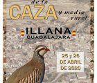 La 3ª Feria de la Caza y Medio Rural de Illana se celebrará el 25 y 26 de abril