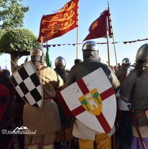 La asociación medieval conquense CONCA participará en la conmemoración del matrimonio entre Alfonso VIII y la infanta inglesa Leonor de Plantagenet