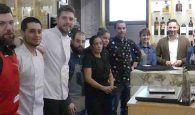 La cena solidaria en el restaurante Trivio recauda 1.250 euros para programas de éxito escolar y salud de la infancia más desfavorecida