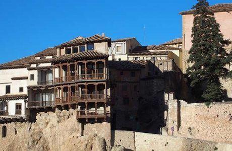 La Comisión Ejecutiva del Consorcio aprueba intervenir en el muro de subida a las Casas Colgadas