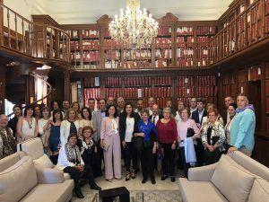 La concejal de Cultura y Patrimonio de Brihuega firma en México la carta de intención de hermanamiento entre Puebla de Zaragoza y la villa alcarreña