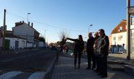 La Diputación de Guadalajara arreglará la travesía que une Torrejón del Rey con la comunidad de Madrid (GU-141)
