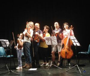 La Escuela Municipal de Música de Cabanillas inicia un ciclo de audiciones de sus distintas especialidades