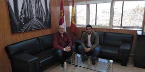 La Federación Regional del Taxi y el director general de Transportes avanzan en la nueva Ley del Transporte de Castilla-La Mancha