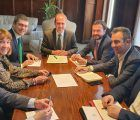 La Junta avanza junto al Ayuntamiento de Guadalajara para lograr una ciudad cada vez más sostenible