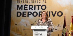 La Junta felicita a los galardonados en los premios del deporte y señala que son todo un ejemplo para los jóvenes de Castilla-La Mancha