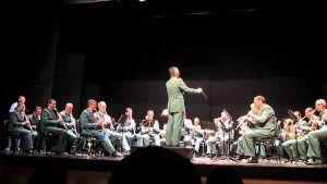 La Unidad de Música de la Guardia Civil interpreta este sábado el Concierto de inicio de Cuaresma