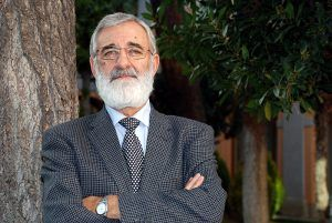 La urgencia de la lucha contra el cambio climático llega a la RACAL de la mano del catedrático José Manuel Moreno