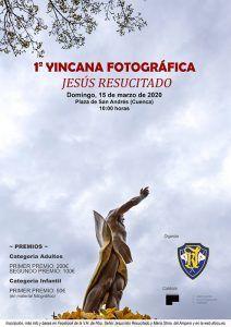 "La V. H. del Resucitado convoca la I Yincana Fotográfica ""Jesús Resucitado"" para el 15 de marzo"