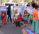 Luminoso sábado de Carnaval en Cabanillas del Campo