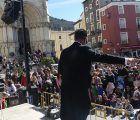 Más de mil personas eligieron los años 20 y el Casco Antiguo de Cuenca para celebrar el Carnaval